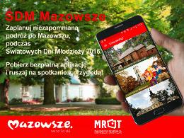 ŚDM Mazowsze App